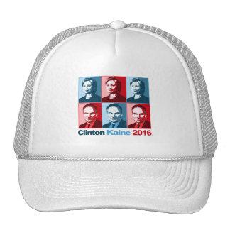 Hillary Clinton Tim Kaine 2016 Trucker Hat