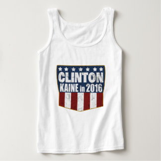 Hillary Clinton Tim Kaine in 2016 Tank Top