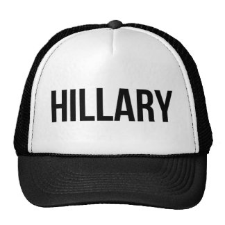 Hillary Clinton USA President Election 2016 Trucker Hat