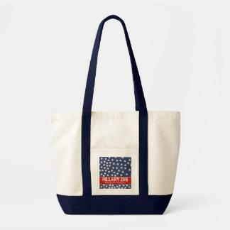 Hillary Focus on Future Impulse Tote Bag