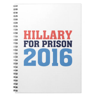 Hillary For Prison Notebooks