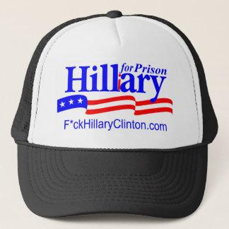 Hillary for Prison Trucker Hat
