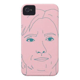 Hillary iPhone 4 Case-Mate Case