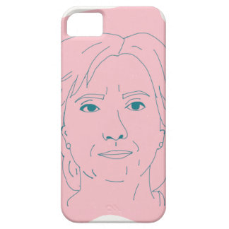 Hillary iPhone 5 Cover