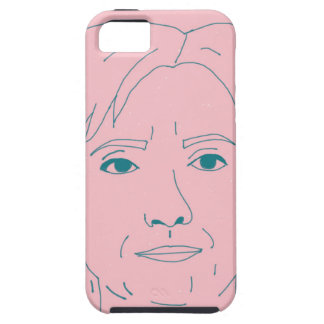 Hillary iPhone 5 Covers