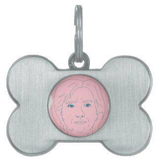 Hillary Pet Tags