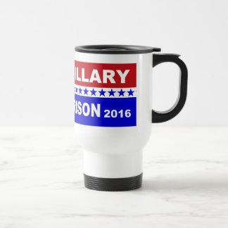 Hillary Prison 2016 travel mug popular design
