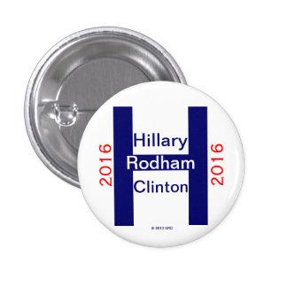 Hillary Rodham Clinton 2016 Buttons