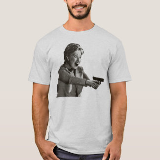Hillary Shooter T-Shirt