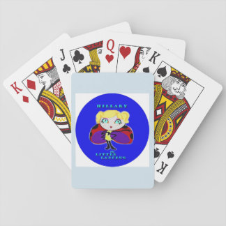 HILLARY THE LITTLE LADYBUG PLAYING CARDS