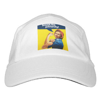 Hillary the Riveter - Smash the Patriarchy --  Hat