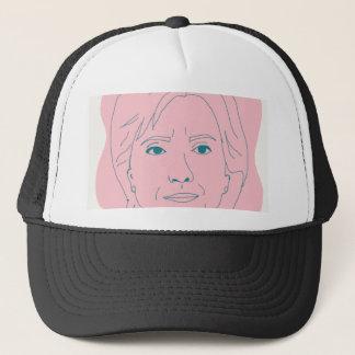 Hillary Trucker Hat