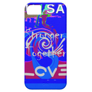 Hillary USA President Stronger Together spirit iPhone 5 Cover