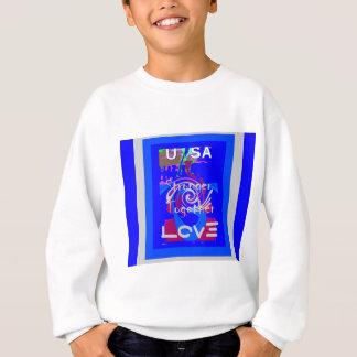 Hillary USA President Stronger Together spirit Sweatshirt