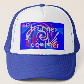 Hillary USA President Stronger Together spirit Trucker Hat