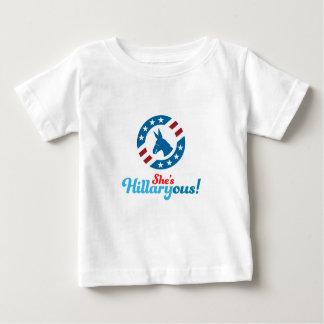 Hillaryous Baby T-Shirt