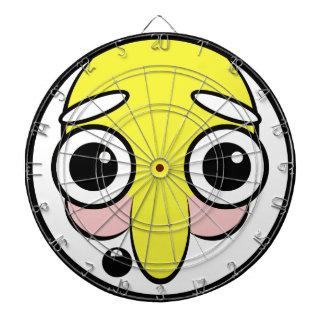 Hillbilly Face Dartboard