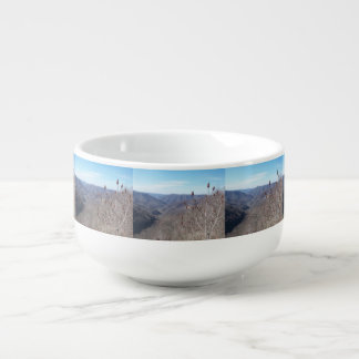 Hillbilly Highway Soup Mug