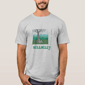 Hillbilly Shirt to Personalize