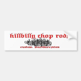 Hillbilly Sticker