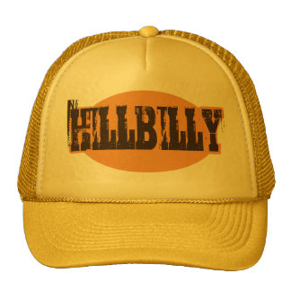 Hillbilly Trucker Hat