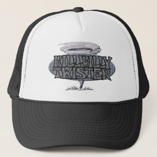 Hillbilly Twister Tornado Trucker Hat