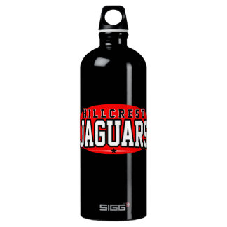 Hillcrest High School; Jaguars Water Bottle