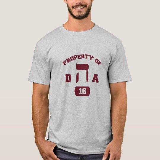Hillel DHA T-Shirt