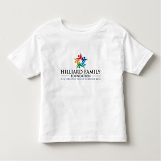 Hilliard Family Foundation T-Shirt Toddler Size