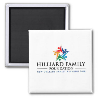 HIlliard Family Reunion 2018 Magnet