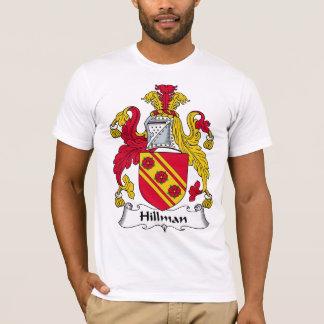Hillman Family Crest T-Shirt