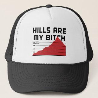 Hills Are My Trucker Hat