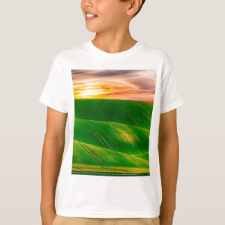 Hills countryside sky rural T-Shirt
