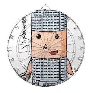 Hills English story Roppongi Hills Tokyo Dartboard