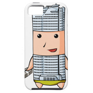 Hills English story Roppongi Hills Tokyo iPhone 5 Case