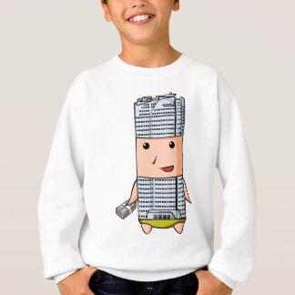 Hills English story Roppongi Hills Tokyo Sweatshirt