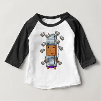 Hills king English story Roppongi Hills Tokyo Baby T-Shirt