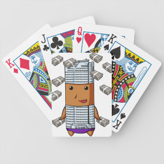Hills king English story Roppongi Hills Tokyo Bicycle Playing Cards
