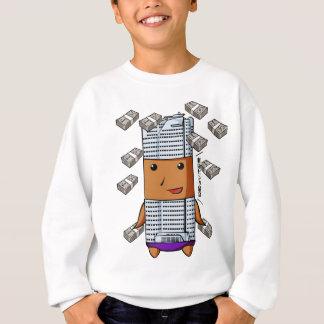 Hills king English story Roppongi Hills Tokyo Sweatshirt