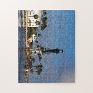 Hillsboro Inlet Lighthouse Jigsaw Puzzle