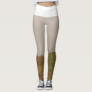 Hillside Gates Leggings
