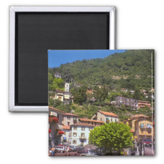 Hillside town, Bellaggio Square Magnet
