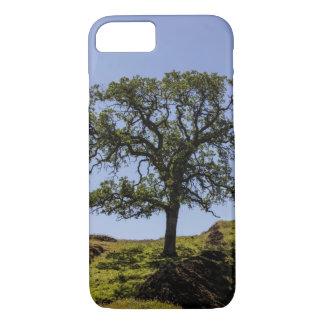 Hillside tree iPhone 7 case