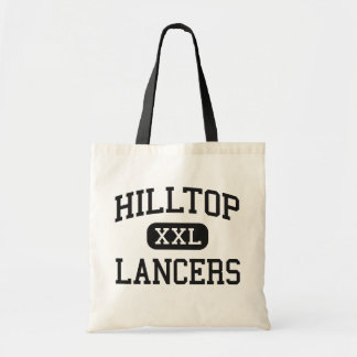 Hilltop - Lancers - High - Chula Vista California Tote Bag