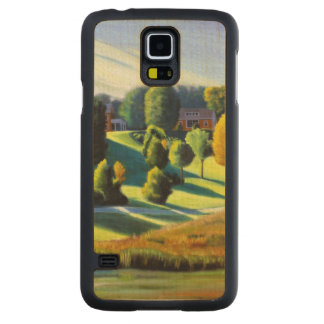 Hilltoppers 2006 maple galaxy s5 case