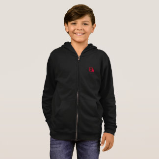 Hilton Horsemen Team zip up hoodie youth