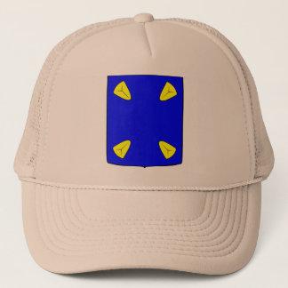 Hilversum wapen, Netherlands Trucker Hat