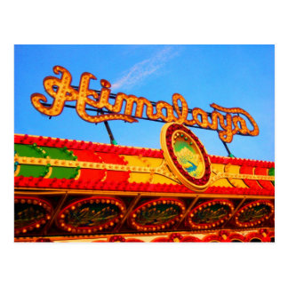 Himalaya Postcard