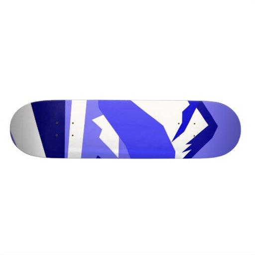 Himalaya Skate Board Deck
