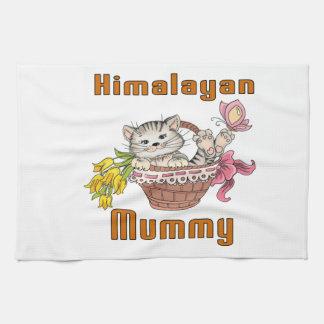 Himalayan Cat Mom Towel